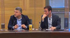 الوزير شمولي للنائب جبارين: نعمل على حلّ قضية البطالة للشباب تحت جيل 20