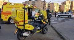 مصرع سائق دراجة كهربائية في حادث طرق على شارع 40 في المركز