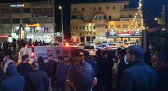عرابة: الشرطة تفقد السيطرة وتُهاجم