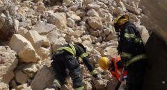 مصرع شخص علق قرب كسارات عتسيونا بمنطقة القدس