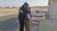 بعد 35 عامًا في السجون الافراج عن الأسير رشدي ابو مخ من باقة الغربية