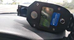 ضبط سائق جديد من الجليل يقود سيارة بسرعة 155 كلم/ساعة وبرخصة مسحوبة