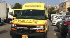 العثور على شخص مصاب بحالة خطيرة  في القدس