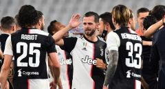 البوسني بيانيتش يودع يوفنتوس بخيبة أمل قبل الانضمام إلى برشلونة