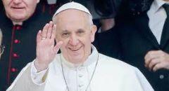 البابا فرنسيس يتبرع بأجهزة تنفس لمستشفيات في سوريا والقدس ومعدات فحص لغزة