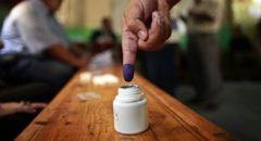 الاحزاب في سباق محموم خلال الساعات الاخيرة قبل فتح مراكز الاقتراع