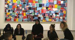 كليّة الفنون همدراشا تعمل على ترسيخ تواجد اللغة العربية في المتاحف الاسرائيليّة