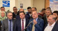 رسالة الى أعضاء القائمة المشتركة: الخطة متعددة السنوات لتطوير الصحة في المجتمع العربي
