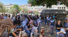 رئيس بلدية الناصرة علي سلام: قيادة الجبهة والشباب والصبايا يرقصون ويغنون على دماء الشهداء في ساحة العين