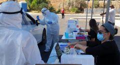 وزارة الصحة : 4940 حالة فعالة بفيروس الكورونا في البلاد