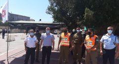 رئيس بلدية سخنين الدكتور صفوت أبو ريا ندعو الأهل في سخنين الحضور لإجراء الفحوصات