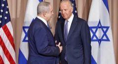 """نتنياهو يهنئ بايدن بفوزه في الانتخابات الأمريكية ويصفه بأنه """"صديق عظيم لاسرائيل"""""""