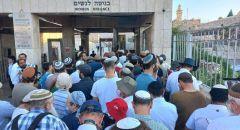 رئيس الحكومة الإسرائيلية نفتالي بينيت يوعز بمواصلة اقتحامات الأقصى