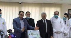 """سوريا تنتج أول جهاز تنفس صناعي بخبرات محلية و تطلق عليه اسم """"أمل"""""""