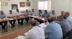 اجتماع واسع في المتابعة يدعو لاقامة اطار جامع لتوجيه مواجهة العنف والجريمة في المجتمع العربي