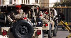 الجيش المصري ينفذ مناورات عسكرية في بحر إيجه مع اليونان