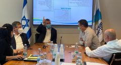 وزير الصحة يولي أدلشطاين يواصل بتخفيف القيود المفروضة في أزمة الكورونا