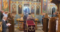 الرامة :صلاة الختن من كنيسة مار جيوارجيوس