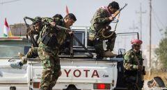 """مواجهات بين """"البيشمركة"""" و""""وحدات حماية الشعب"""" عند حدود كردستان العراق وسوريا"""
