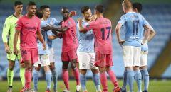 مانشستر سيتي تقصي ريال مدريد من دوري أبطال أوروبا