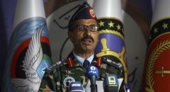 """ميليشيا الوفاق تعلن استهداف قوات حفتر بقاعدة """"الوطية"""" قرب طرابلس"""