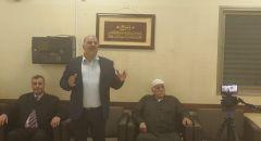 الرامة : النائب الدكتور منصور عباس نهجنا الجديد هذا بعد ان سلكنا طرق مسدودة