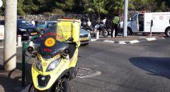 حيفا : مصرع سائق دراجة نارية متأثراً بجراحه في حادث طرق ذاتي