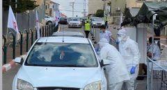 وزارة الصحة : 1801 إصابة كورونا جديدة خلال الـ 24 ساعة ماضية ...واليكم قائمة اصابات كورونا في البلدات العربية