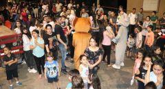 الرامة : امسية رمضانية في الحي الغربي