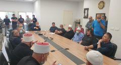 مجلس عسفيا المحلي يعقد جلسة طارئة في اعقاب احداث العنف الأخيرة في البلدة