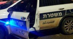 الطيبة : اصابة 5 اشخاص بينهم شرطي خلال مطاردة بوليسية