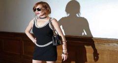 المغنية ليندسي لوهان تطلق أول أغنية جديدة تنفي شائعة تغيير دينها