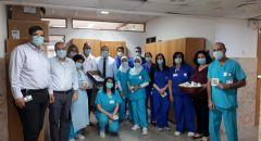 المستشفى الإنجليزي يُكرّم الممرضات والممرضين بمناسبة يومهم العالمي