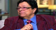 وفاة الفنان المصري  إبراهيم نصر عن عمر 70 عامًا