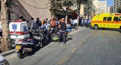 القدس: عملية طعن في المحطة المركزية وإطلاق الرصاص على المنفذ