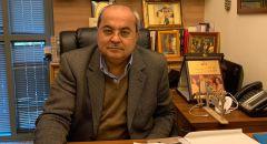 نقل النائب د. أحمد الطيبي للمستشفى مجددًا واجراء عملية جراحية