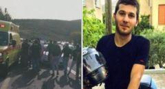 حرفيش: مصرع الشاب شادي عزام (25 عامًا) اثر انزلاق دراجته النارية