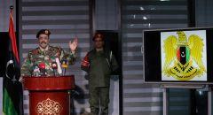 المسماري:  ينفي الحصول على مقاتلات حديثة خلال الفترة الأخيرة للجيش الليبي