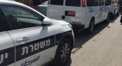 يافة الناصرة : اطلاق نار واصابة 9 اشخاص ومصابين اثنين بحالة خطيرة