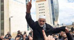 حيفا : المحكمة  تراجع استئناف الشيخ رائد صلاح على قرار إدانته اليوم