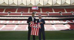 رسميا.. الكشف عن قميص سواريز داخل صفوف أتلتيكو مدريد