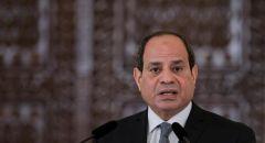 السيسي يعلن حالة الطوارئ في مصر لمدة ثلاثة  أشهر