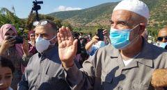نقل الشيخ رائد صلاح إلى سجن أوهلي كيدار وطلب تمديد عزله الانفرادي 6 أشهر إضافية