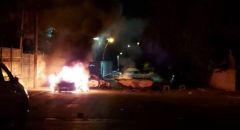 اعتقال سبعة مشتبهين من الرملة بعد الاجواء المشحونة واطلاق الرصاص على سيارات الشرطة
