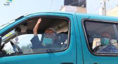 المواطنون في وادي عارة ملتزمون بوضع الكمامات