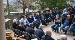 مساء اليوم في كفرقرع: مسيرة غضب تنطلق بعد جنازة المرحوم سليمان نزيه مصاروة