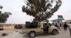 """الدفاع التركية تعلق على قصف قاعدة """"الوطية"""" في ليبيا"""