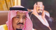 الملك سلمان عاهل السعودية يدخل المستشفى