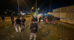 اعتقال151 متظاهرًا من الشمال بعد المواجهات والاشتباكات مع قوات الشرطة في البلدات العربية