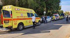 مجدل شمس : 4 مصابين بحادث طرق بين مركبتين